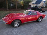 1972 CHEVROLET Chevrolet Corvette 2-Door Coupe Deluxe
