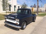 1958 CHEVROLET pickups